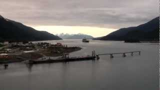 Day 3 - Juneau dock 1