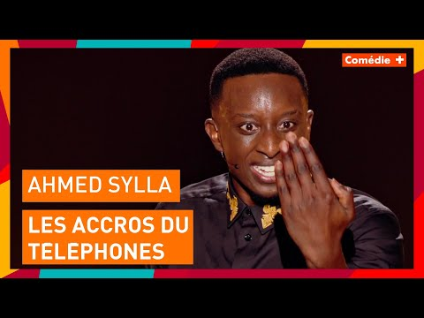 Ahmed Sylla - Les accros du téléphone - Comédie+
