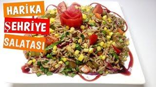 Şehriye Salatası Nası Yapılır-Şehriye Salatası Tarifi