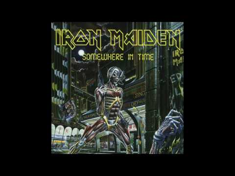 Iron Maiden  Wasted Years 1998 Remastered Version #02