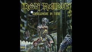Iron Maiden - Wasted Years (1998 Remastered Version) #02