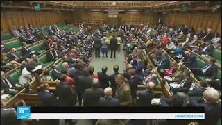 مجلس العموم يعطي الضوء الأخضر لبدء إجراءات الطلاق البريطاني الأوروبي