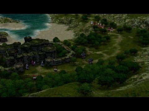 Let's play Fire Emblem : Path of Radiance - Episode 18 : Gallia (1/4)