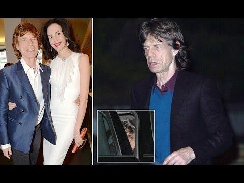 Mick Jagger cancels Rolling Stones concert after L'Wren Scott's death