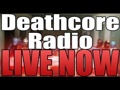 ? HEAVIEST DEATHCORE Metal Radio 24/7 Live Music Mix by Cemetery Abyss