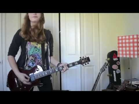 Rebirthing  Skillet Guitar  w Solo!