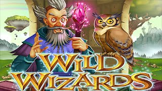 Free Wild Wizards slot machine by RTG gameplay ★ SlotsUp(Play slot here: http://www.slotsup.com/free-slots-online/wild-wizards-rtg Wild Wizards slot by RTG comes with 5 reels and 25 paylines & bet range from 0.01 up to ..., 2016-03-04T17:05:23.000Z)