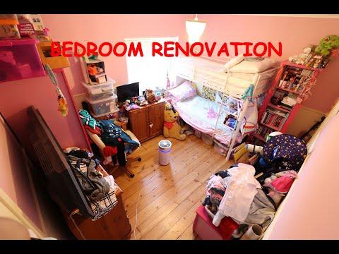 Bedroom Renovation Timelapse Part 5