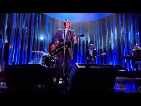 "James Blunt ""You're Beautiful"" & ""Bonfire Heart"" - Nobel Peace Prize Concert"