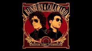 """BUNBURY & CALAMARO - Crimen (Primer sencillo de """"HIJOS DEL PUEBLO"""")"""
