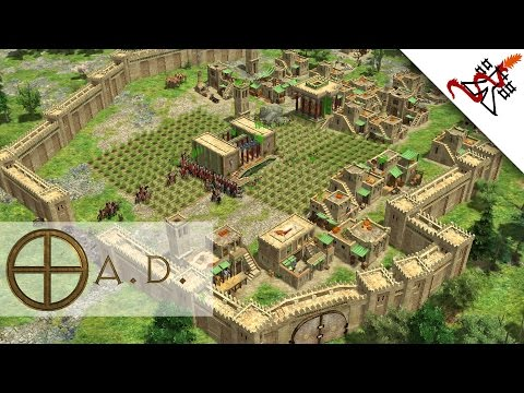 0 A.D. - 2vs2 A True Ally | Multiplayer Gameplay