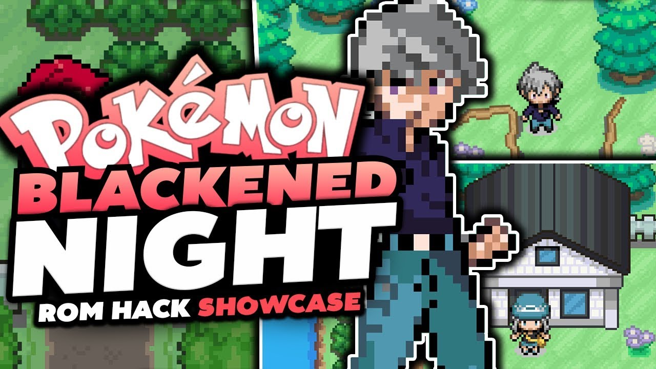 7fb35e37e Pokémon Blackened Night - Pokemon Rom Hack Review/Showcase - YouTube