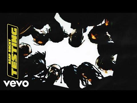 A$AP Rocky - CALLDROPS (Audio) ft. Kodak Black