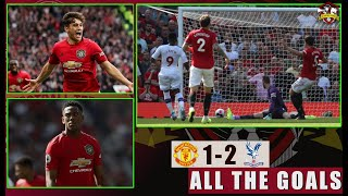RANT! Absolutely disgraceful! Manchester United 1-2 Crystal Palace All The Goals!