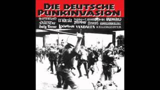 Kellergeister - Verkohltes Land (Deutschpunk - 1990)
