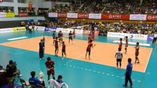 130704 亞洲東區男排錦標賽 冠軍戰 中華台北vs日本