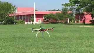 DJI NAZA-M V2 GPSF450 ARF KIT Landing Skid Combo