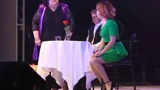 Дизель-шоу: свидание с еврейской мамой (на 30-летии КВН ДГУ)