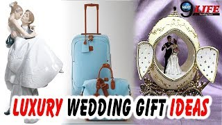 Perfect wedding gift ideas for those who appreciate luxury... | and luxury