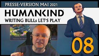 Preview Let's Play: Humankind auf Humankind (08) | Presse-Beta Mai 2021 [Deutsch]