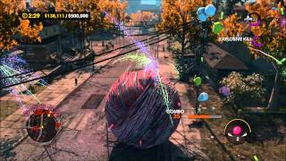 Saints Row the Third -- Genki Bowl VII -- Sexy Kitten Yarngasm and Super Ethical PR Opporunity