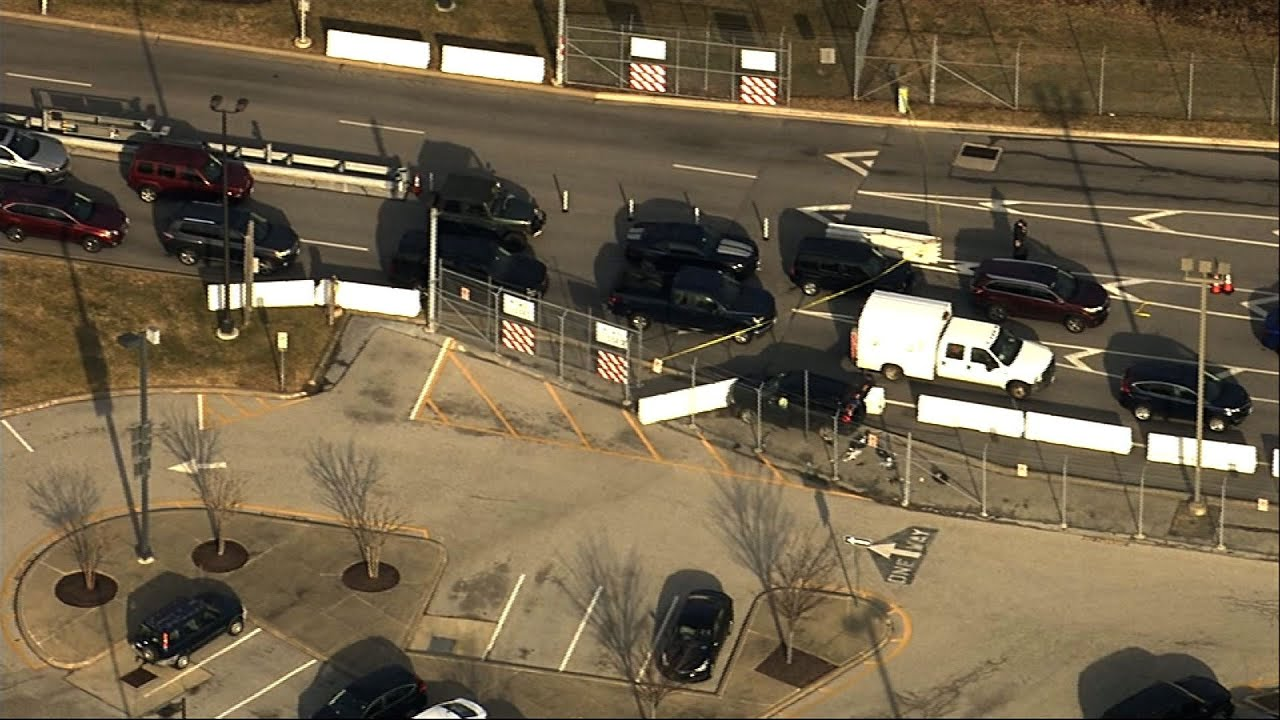 FBI: 3 People in Vehicle That Tried to Enter NSA