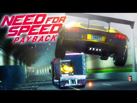NEED FOR SPEED PAYBACK - O GRANDE ROUBO da LAMBORGHINI!!! #21