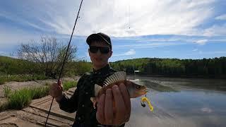 Рыбалка на озере бузим июнь 2021