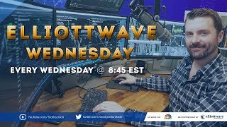 The Elliott Wave Wednesday Live Stream w/ Todd Gordon - 7/31/19