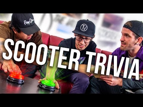 Scooter Trivia!! │ The Vault Pro Scooters