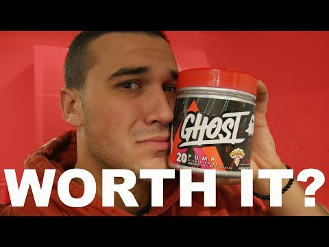 Is Ghost PUMP Product Worth Buying? | Ghost Supplements