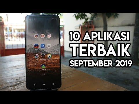 10 APLIKASI TERBAIK DAN TERKEREN EDISI SEPTEMBER 2019🔥Best App In September 2019