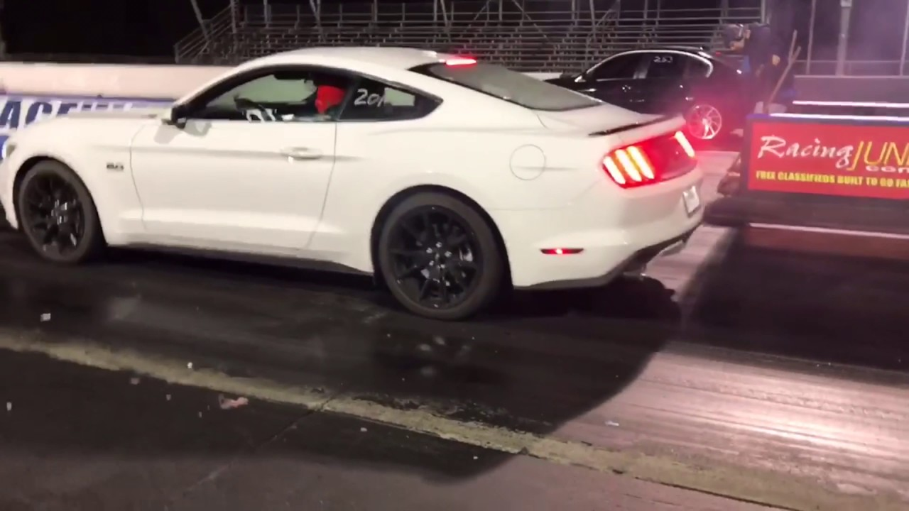2017 mustang gt 5 0 quarter mile lund tune