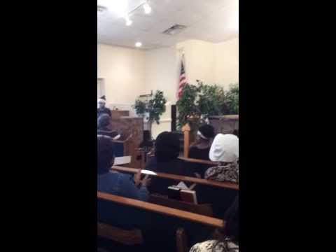 Mountain Springs Baptist Church Black History 2014 Part 1.