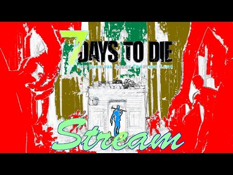 Day #32 7 Days To Die | Night 49 Horde