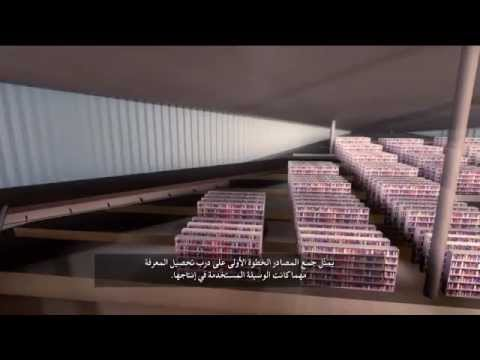 Qatar National Library - 50 years Anniversary Film (Part 2 of 2)