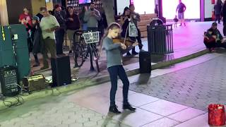 violin covers music