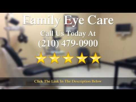 Family Eye Care San AntonioIncredible Five Star Review by Jeanne P.