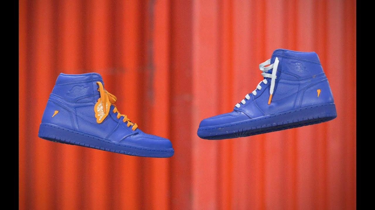 Nike Air Jordan Gatorade? (Style, Fashion, Orange)