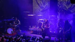 CIRCLE OF WITCHES Live at Red Club Moscow - The Crimson Witch