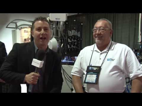 Power & Tel Canada, interviewed at the Canadian Wireless Trade Show