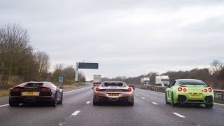 Yiannimize Convoy To The Gumball Get Together [December]