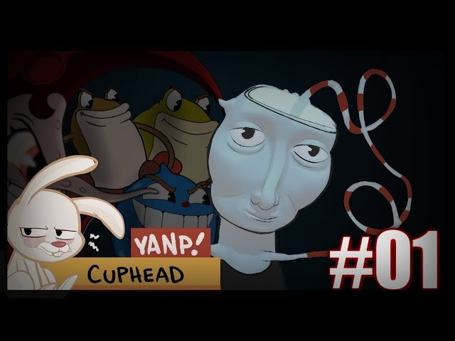 YOU ARE NOT PERFECT : Cuphead - #01 | ¡Brah