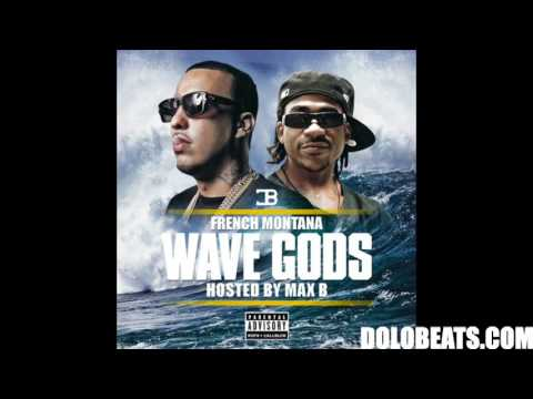French Montana Feat. Max B & Chris Brown - Wave Gods Intro (HOT)
