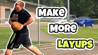 How To: Soft Basketball Layups | How To Make More Layups In Basketball
