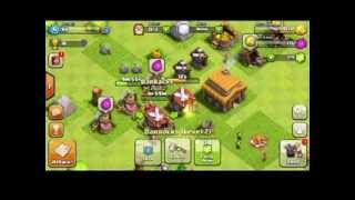 Clash of Clans Gameplay/Commentary part 5: The Thirst Approaches!