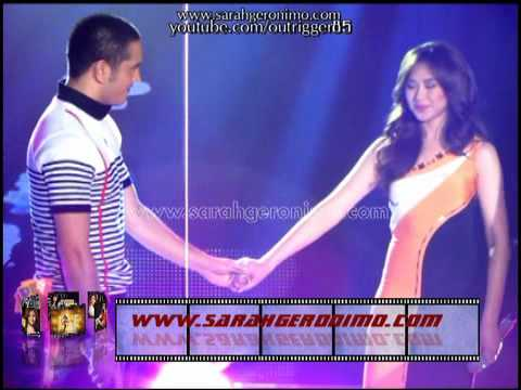 """Sarah Geronimo & Gerald Anderson - All Of My Life """"Hello Babe"""" SGL OFFCAM (04Mar12)"""