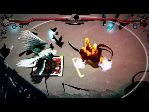 DRAKERZ : Augmented Reality Trading Card Game