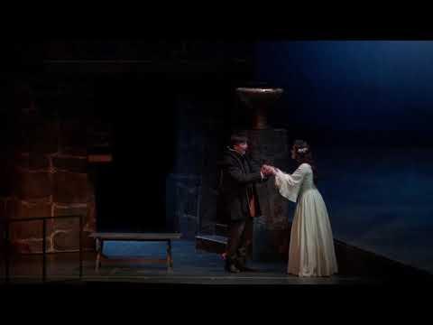 "Irina Kostina &Nurlan Bekmuhambetov- Duet Gilda&Duca-G.Verdi ""Rigoletto"""