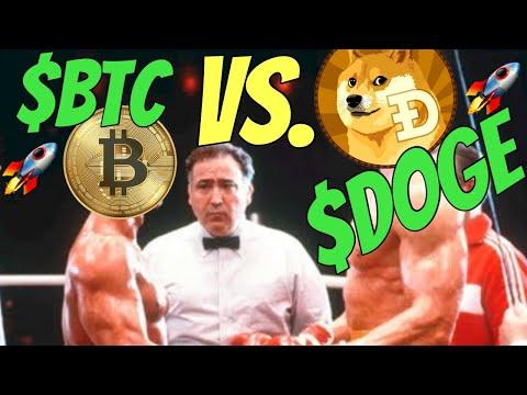 Dogecoin Vs Bitcoin: Who To BUY \u0026 Why?